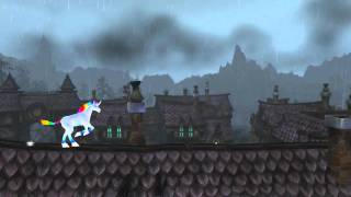 robot unicorn attack gilneas