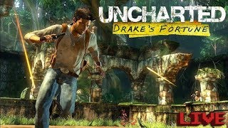 Continuing the Hunt in Uncharted: Drake's Fortune! - #2