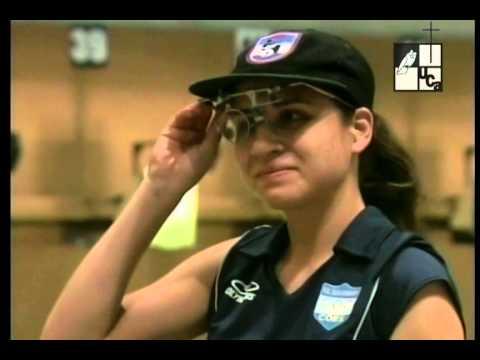 Luisa Maida. Pistolas con toque femenino (2009)