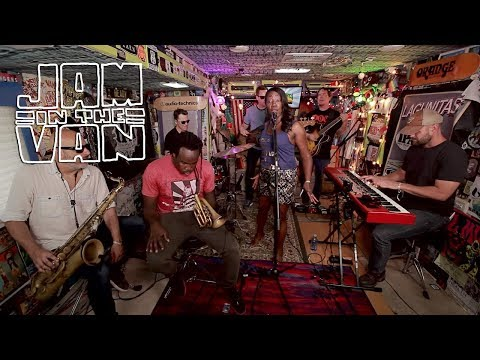 "GALACTIC - ""Chasing Rainbows"" (Live at High Sierra Music Festival 2017) #JAMINTHEVAN"