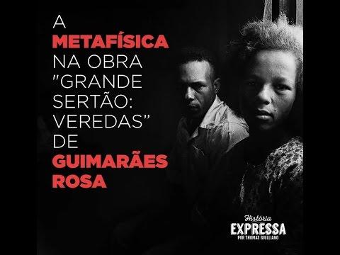 """Colóquio sobre a obra """"Grande sertão: veredas"""" de João Guimarães Rosa"""