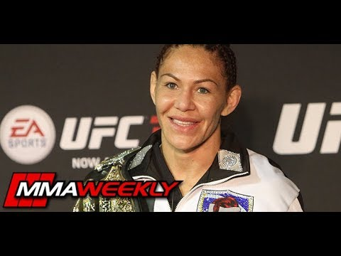 "Cris Cyborg: Adopting a Child ""This Is Gonna Change My Life""  (UFC 222 Post)"