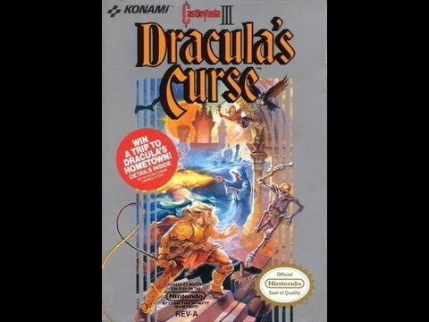 Castlevania III: Dracula's Curse /w Alucard Video Walkthrough