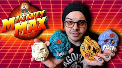 Mighty Max Adventure Set Toys from 1993 | The Nerd Lair