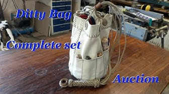 Ditty Bag - Auction---SOLD---