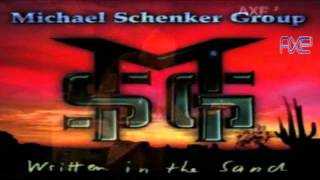 "AUDIO TRACK FROM MICHAEL SCHENKER'S "" WRITTEN IN THE SAND "". 1996 N..."