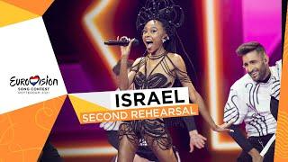 Eden Alene - Set Me Free - Second Rehearsal - Israel 🇮🇱 - Eurovision 2021