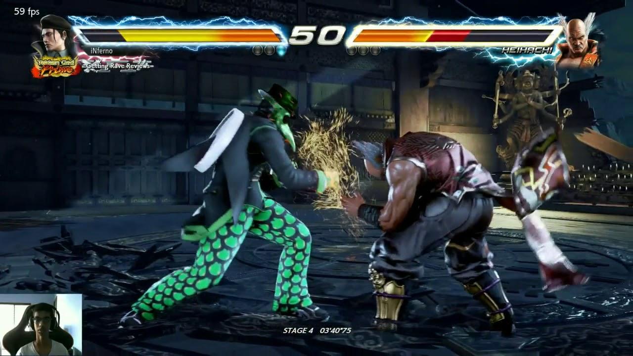 Best Dragunov Player Tekken 7 Youtube