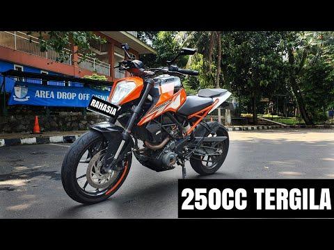 Suka Duka KTM Duke 250 Setelah 1Tahun - Ngobrol dari Hati