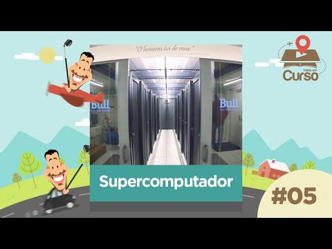 Supercomputador do LNCC - Vídeo em Curso #05
