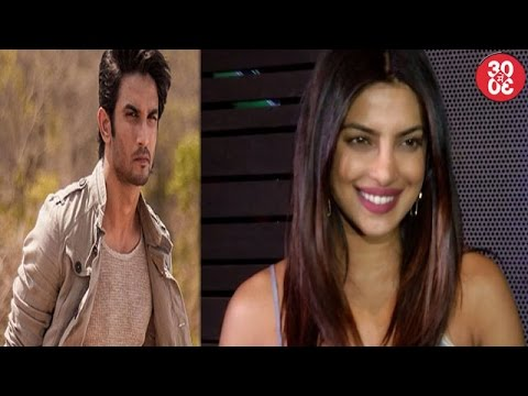 Thumbnail: Sushant Abuses His Fans & Why? | Priyanka Refuses To Divulge Details For Her Film
