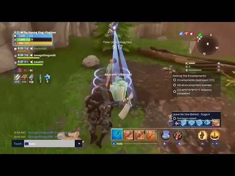 """MAIN QUEST GUIDE """"CLEAR!"""" *M*E*D*B*O*T - Fortnite Save The World"""