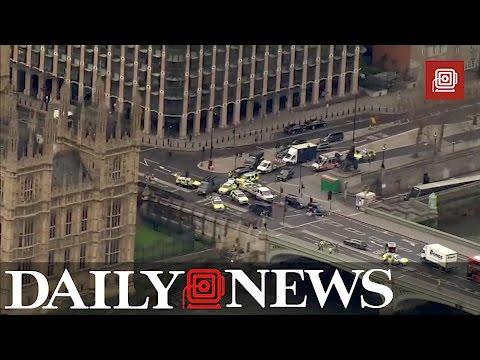 Khalid Masood identified as suspect in deadly London terror attack