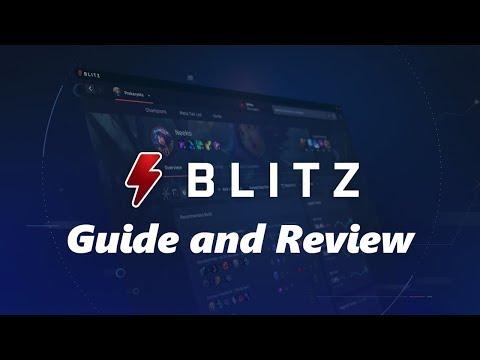 League of Legends- Blitz app review!!!