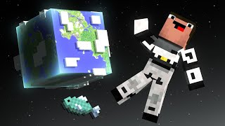 SPACE DERP (Minecraft Animation)