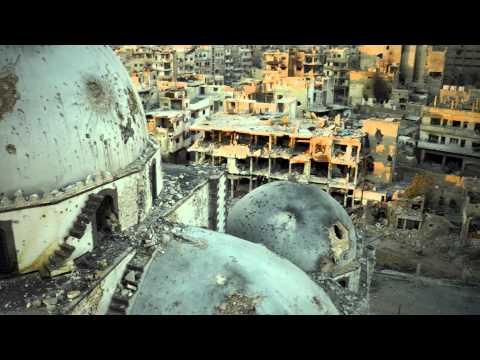 syrien före och efter kriget