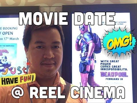 Movie Date @ Reel Cinema - Dubai Mall (24-FEB-2016) | Judden ►