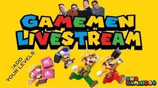 Super Mario Maker 2 Livestream !Add Viewer Levels w/ Troyfullbuster New !SFX