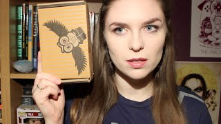 Fandom of the Month Club Unboxing: October 2015 | The Arcade