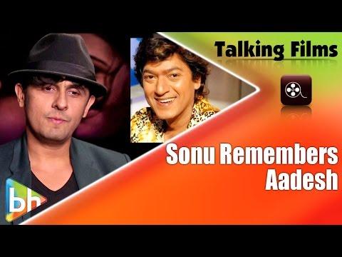 Sonu Nigam Remembers Aadesh Shrivastav