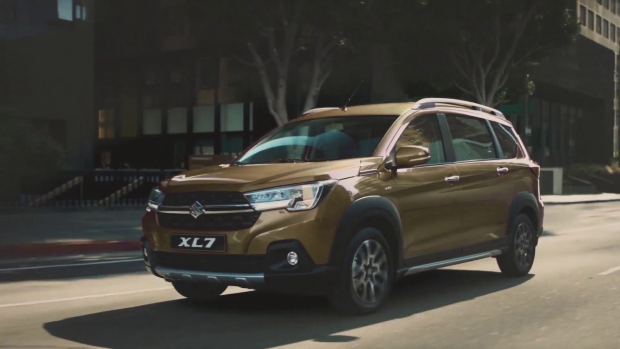 the all new suzuki xl7 youtube the all new suzuki xl7