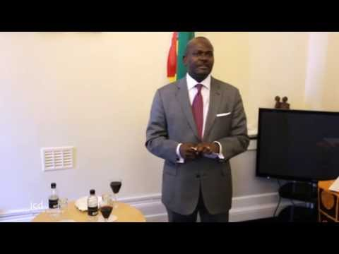 Carlos dos Santos (High Commissioner of the Republic of Mozambique)