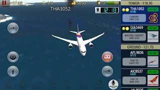 Unmatched Air Traffic Control 6.0.2 (Boeing 787-8 - Thai Airways MayDay )#UnmatchedAirTrafficControl
