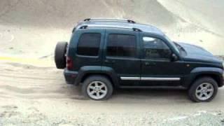 Jeep Cherokee (Liberty) Offroad Antofagasta Chile - 1