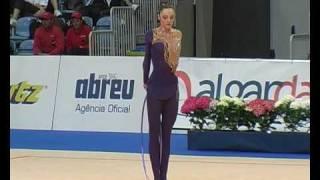Anna BESSONOVA Hoop - Portimao 2009