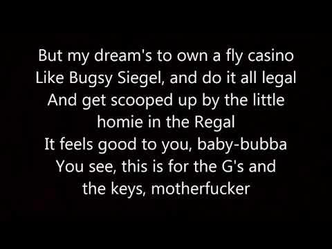 2pac- Tupac 2 of Amerikaz Most Wanted (Lyrics!)
