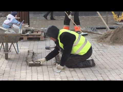 «Вечная» реконструкция центра Симферополя