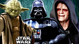 Did Sidious and Vader Know Yoda was Still Alive Before he Trained Luke? (Legends)