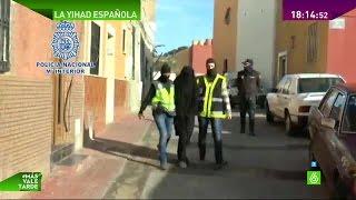 Ceuta, Melilla y Barcelona, principales escenarios del terrorismo islamista en España
