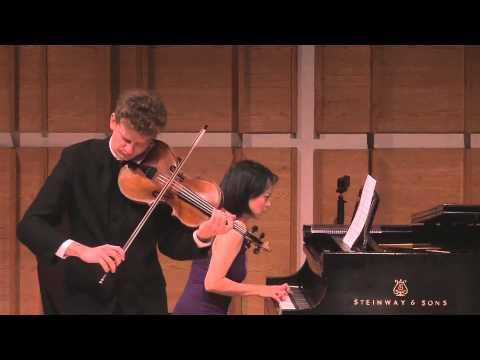 Veit Hertenstein - Piazzolla: Le Grand Tango -- Young Concert Artists, Inc.