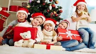 Jingle Bells, silent Night and more Top Christmas Songs for kids