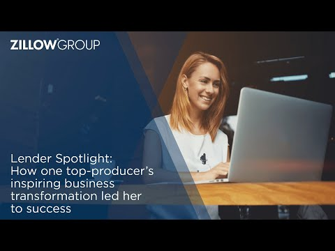 Lender Spotlight: How one top-producer's inspiring business transformation led her to success