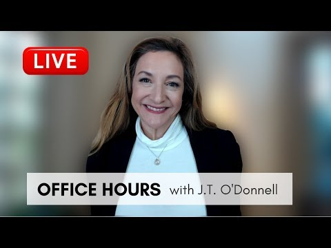 Office Hours: Career Transitions, Cover Letters, Interview Follow Up & MORE!