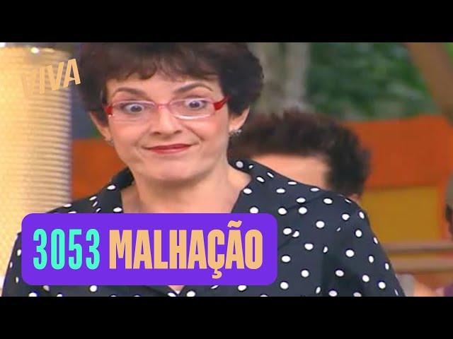 VILMA SE ASSUSTA COM PROTESTO | MALHAÇÃO 2007 | CAPÍTULO 3053 | MELHOR DO DIA | VIVA