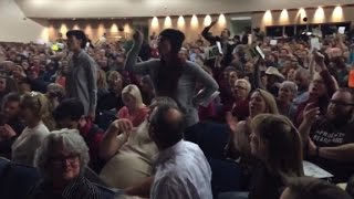 GOP congressman booed at town hall