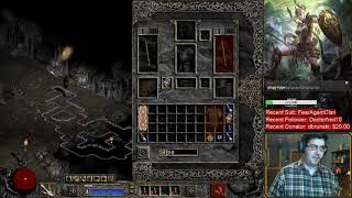 Diablo II: Lord of Destruction Starting Plugy Holy Grail for the First Time