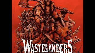 Wastelanders - Branded (2020 LP) (Concept Album, Progressive Metal, Hardcore)