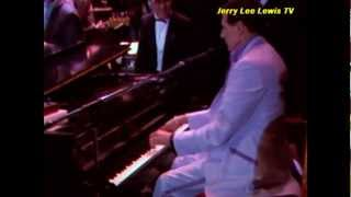 Jerry Lee Lewis & Chuck Berry - Roll Over Beethoven (Live 1986)