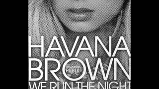 Pitbull - Last Night & Havana Brown feat Afrojack (Orginal)