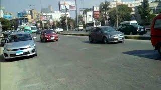 بالفيديو.. خريطة الحالة المرورية بالقاهرة الكبرى
