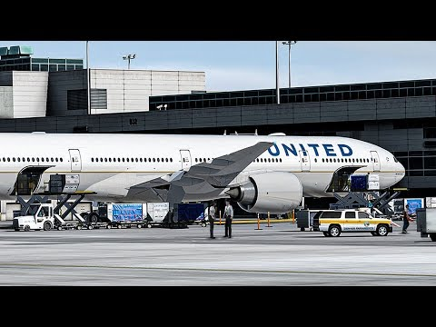 Flight Simulator 2019 In 4K | Denver To San Francisco | Ultra Realism