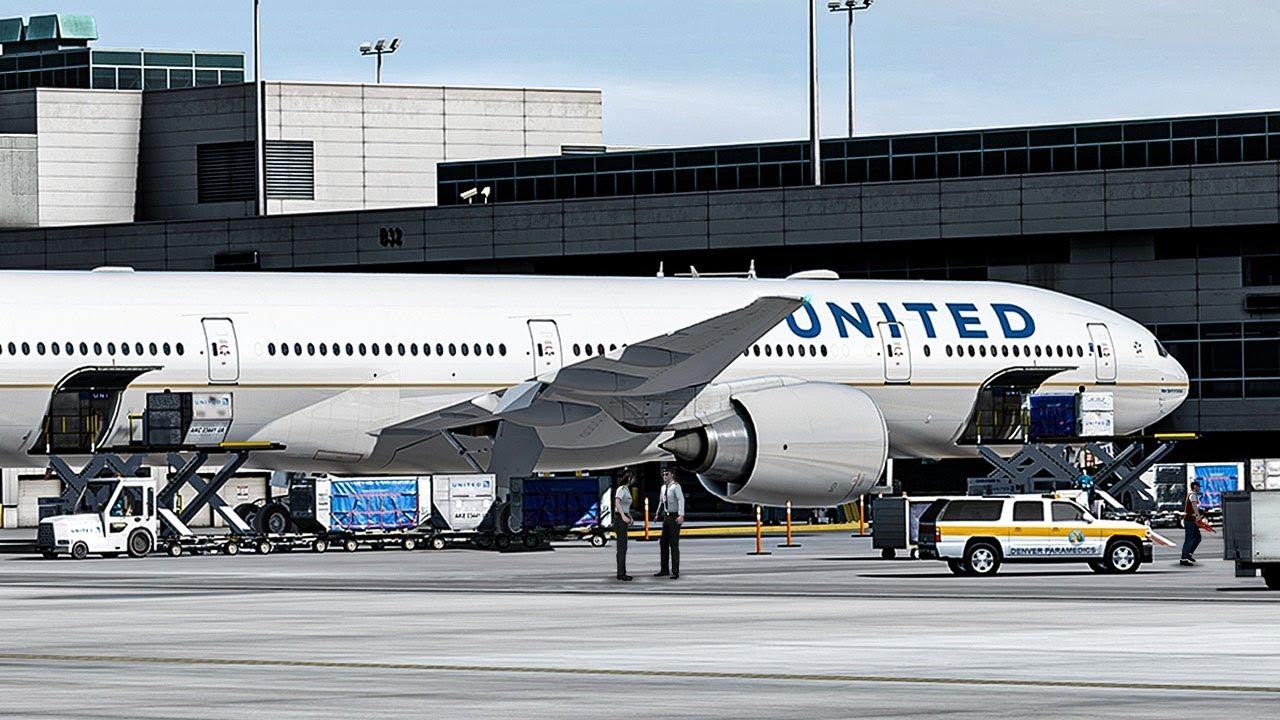 Flight Simulator 2019 in 4K | Denver to San Francisco | Ultra Realism
