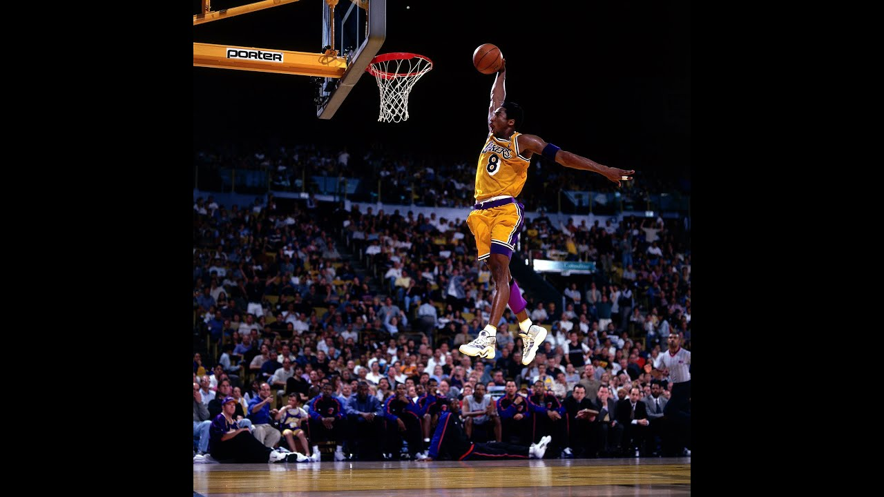 Kobe Bryant's Top 10 Plays of 1999-2000 NBA Season