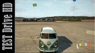 Volkswagen Type 2 De Luxe - 1963 - Forza Horizon 2 - Test Drive Gameplay [HD]