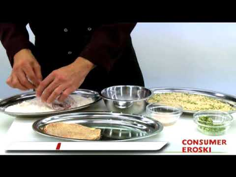 T cnicas b sicas de cocina c mo empanar y rebozar la carne youtube - Tecnicas basicas de cocina ...