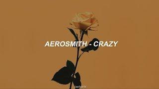 aerosmith - crazy ; español